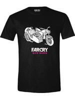 Tričko Far Cry: New Dawn - Side Car (velikost M) (PC)