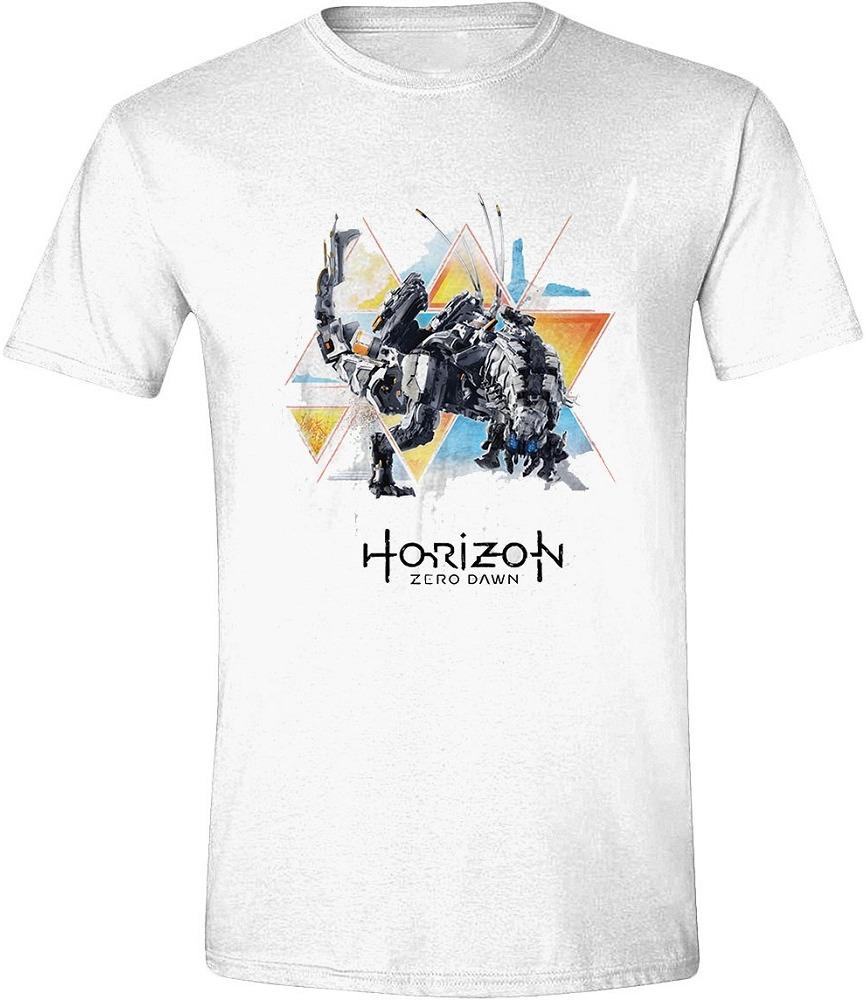 Tričko Horizon: Zero Dawn - Enemy Stance (velikost XL) (PC)