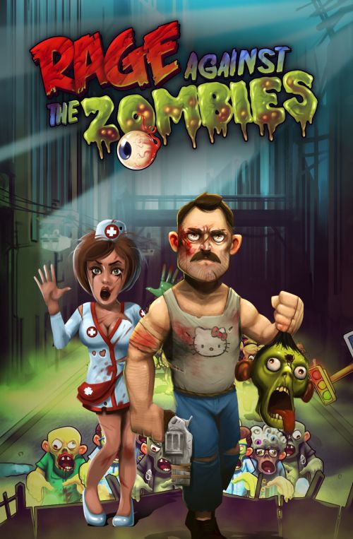 Rage Against The Zombies (PC/MAC) DIGITAL (PC)