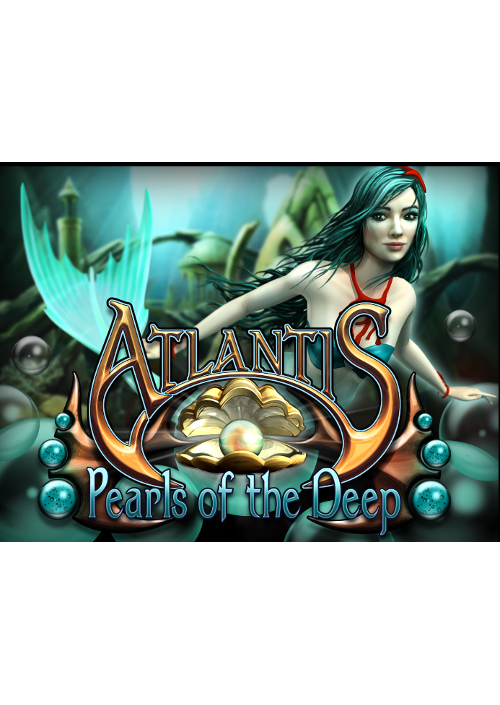 Atlantis: Pearls of the Deep (PC DIGITAL) (PC)