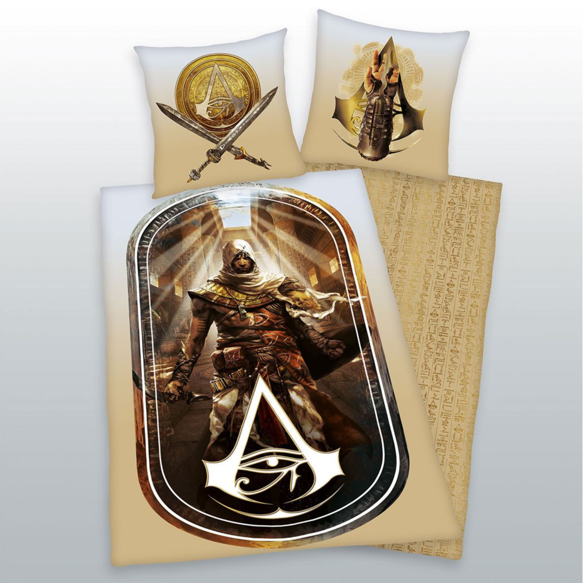 Povlečení Assassins Creed Origins - meče (PC)