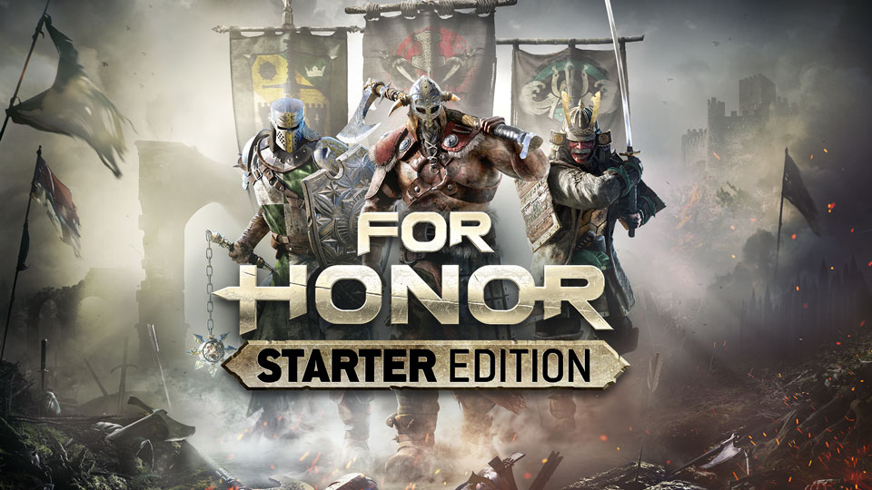 For Honor (Starter Edition) (PC) DIGITAL (PC)