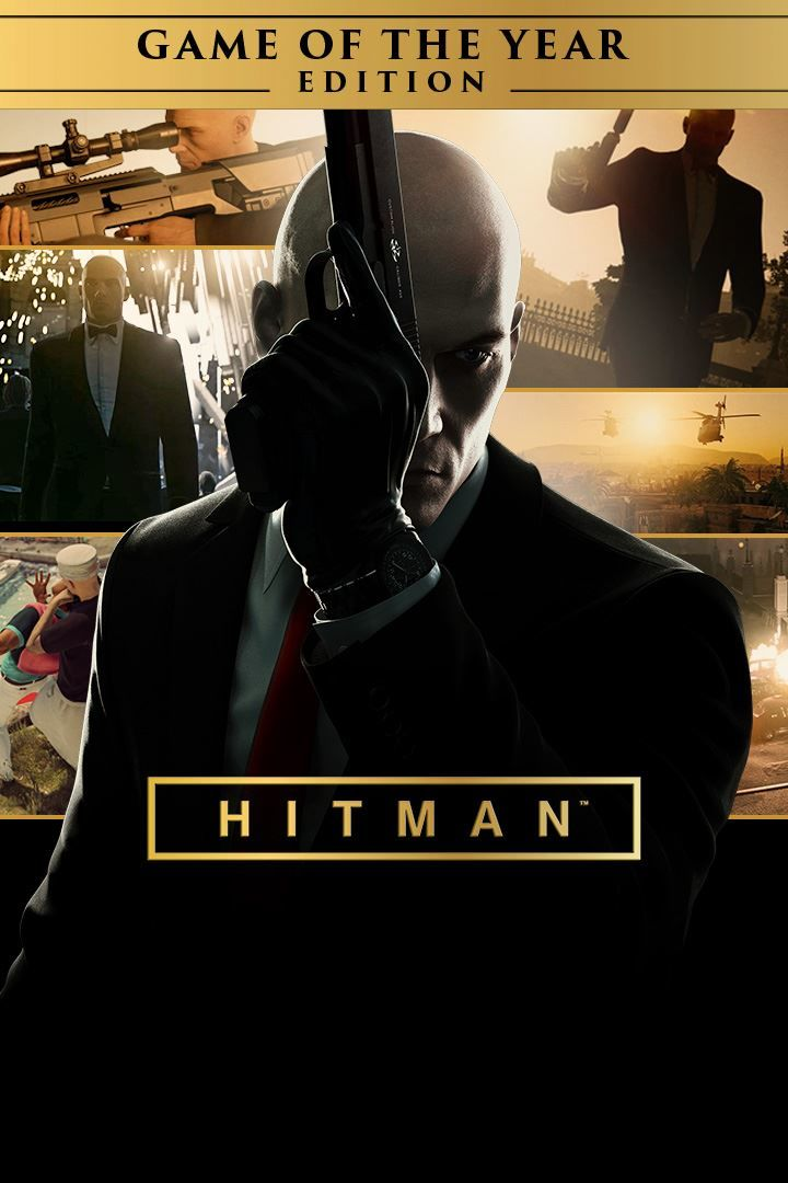 HITMAN: Game of The Year (PC DIGITAL) (PC)