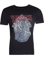 Tričko - Dungeons & Dragons (velikost S)