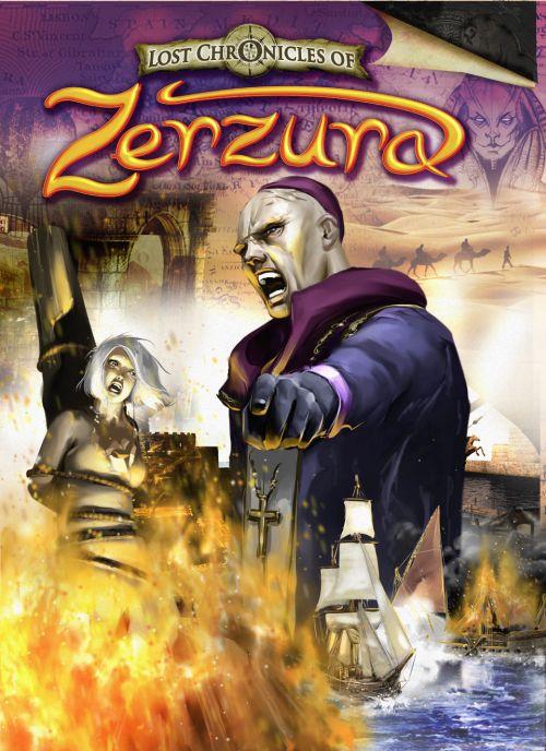 Lost Chronicles of Zerzura (DIGITAL)