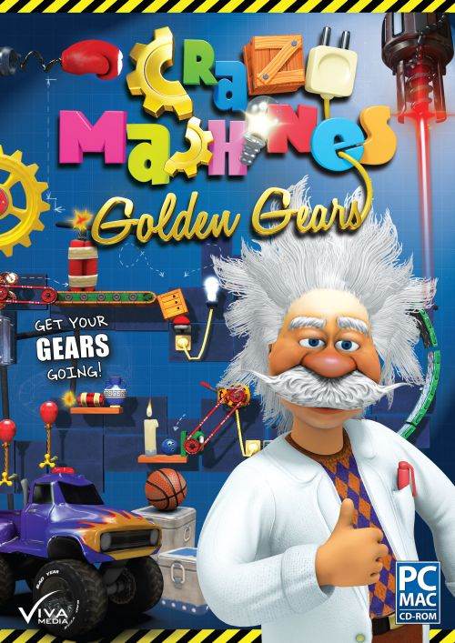 Crazy Machines: Golden Gears (PC/MAC) DIGITAL (PC)