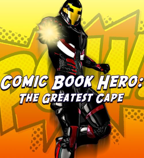 Comic Book Hero: The Greatest Cape (PC DIGITAL) (PC)