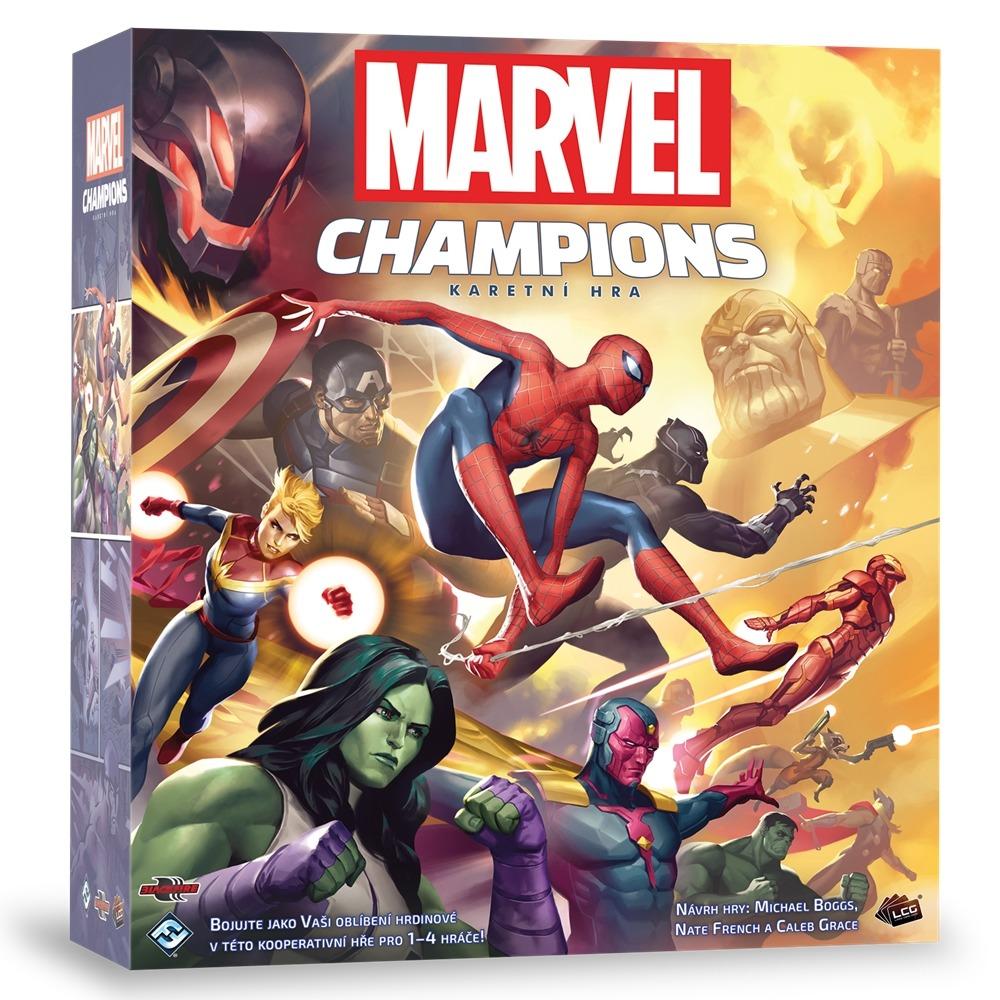 Karetní hra Marvel Champions (PC)