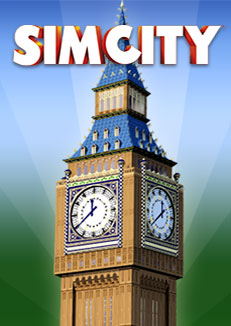 SimCity - British City (PC)