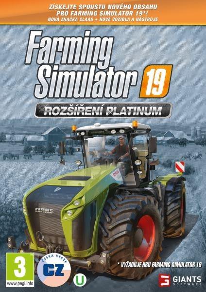 Farming Simulator 19 - Platinové rozšíření (PC)