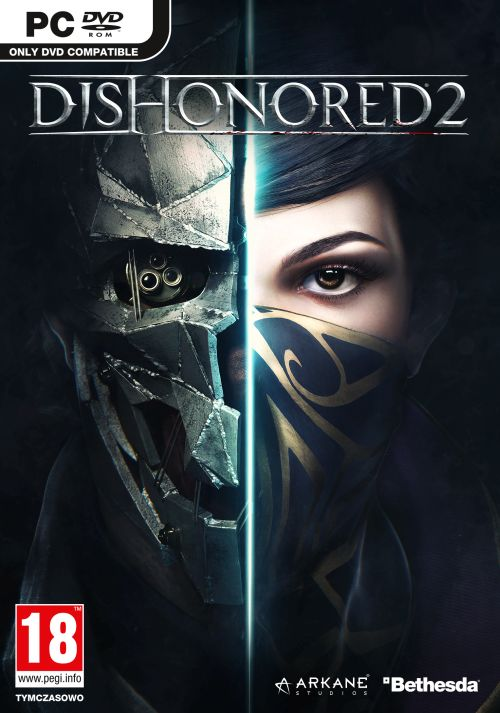Dishonored 2 (PC) Steam (PC)