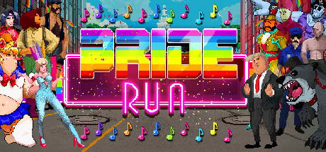 Pride Run (PC) Klíč Steam (PC)