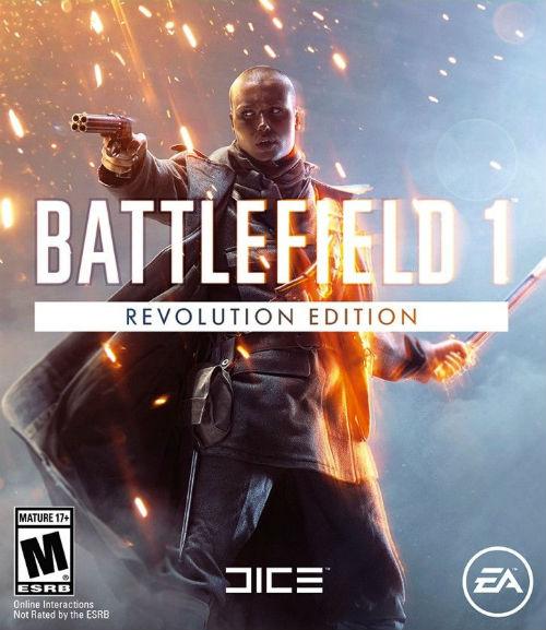 Battlefield 1 Revolution (PC) Klíč Origin (PC)