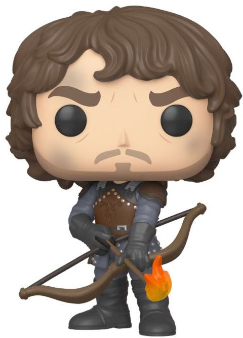 Figurka Game of Thrones - Theon with Flaming Arrows (Funko POP! Game of Thrones 81) (PC)