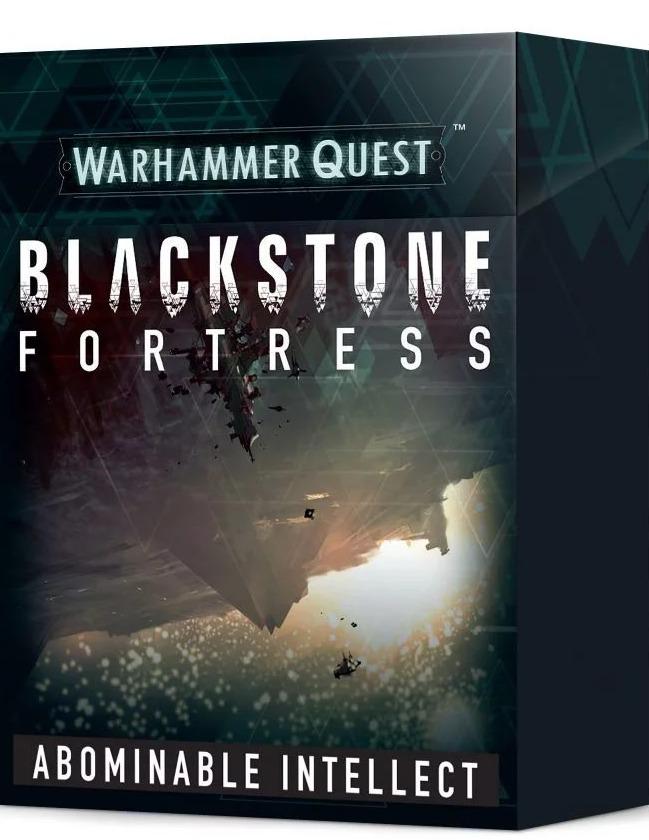 Desková hra Warhammer Quest: Blackstone Fortress - Abominable Intellect (rozšíření) (PC)