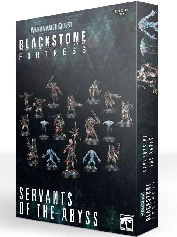 Desková hra Warhammer Quest: Blackstone Fortress - Servants of the Abyss (rozšíření) (PC)