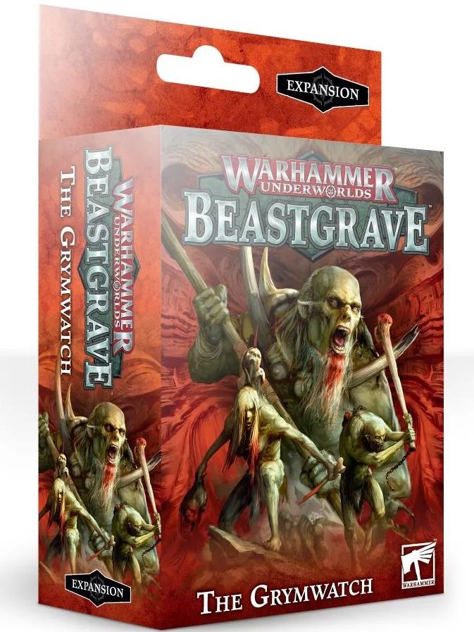 Desková hra Warhammer Underworlds: Beastgrave – The Grymwatch (rozšíření) (PC)
