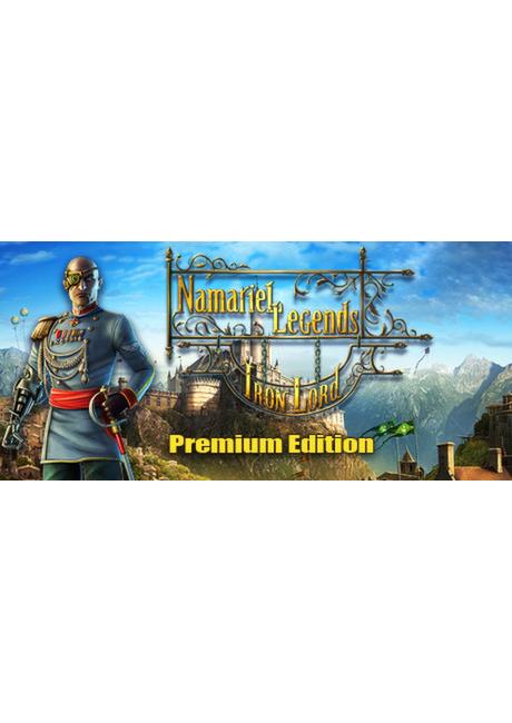 Namariel Legends: Iron Lord Premium Edition (PC)