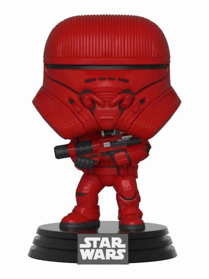 Figurka Star Wars IX: Rise of the Skywalker - Sith Jet Trooper (Funko POP! Star Wars 318) (PC)