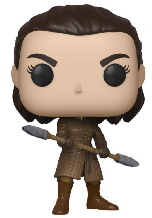Figurka Game of Thrones - Arya with Two Headed Spear (Funko POP! Game of Thrones 79) (PC)