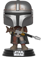 Figurka Star Wars Mandalorian - The Mandalorian (Funko POP! TV) (PC)