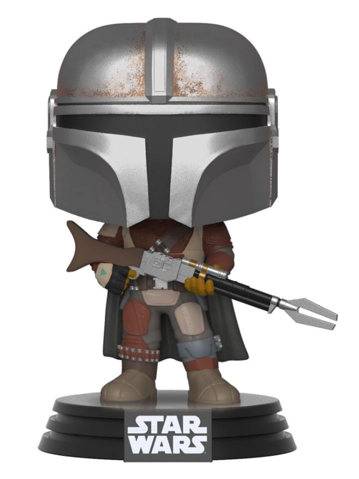 Figurka Star Wars: The Mandalorian - The Mandalorian (Funko POP! Star Wars 326) (PC)
