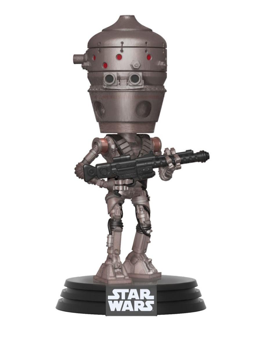 Figurka Star Wars: The Mandalorian - IG-11 (Funko POP! Star Wars 328) (PC)