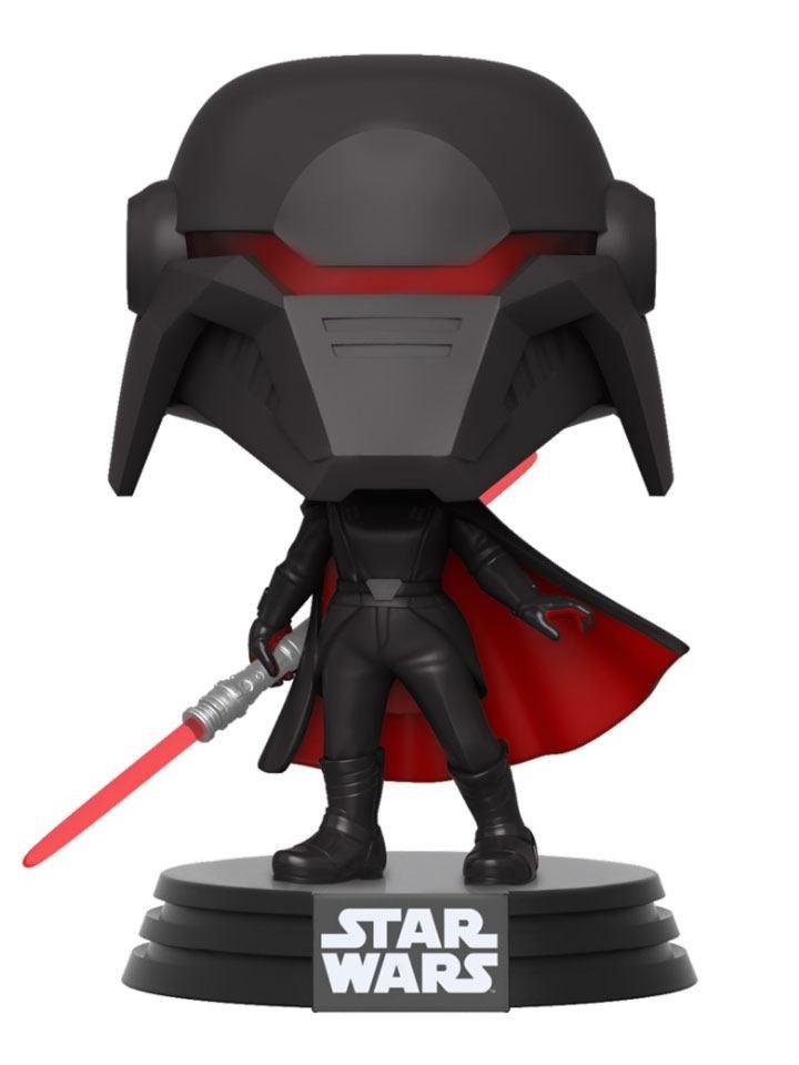 Figurka Star Wars Jedi: Fallen Order - Inquisitor (Funko POP! Star Wars 338) (PC)