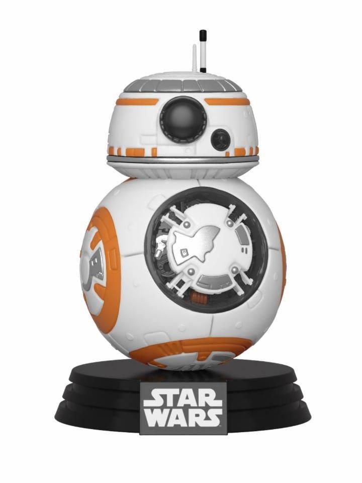 Figurka Star Wars IX: Rise of the Skywalker - BB-8 (Funko POP! Star Wars 314) (PC)