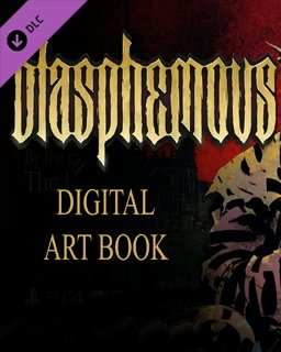 Blasphemous Digital Artbook (PC DIGITAL) (PC)