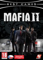 MAFIA II - PC 1099, X360 1499, PS3 1599!
