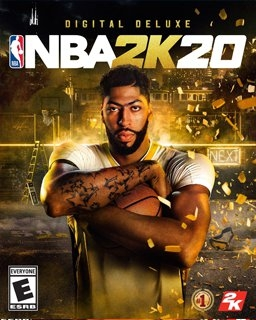 NBA 2K20 Deluxe Edition (PC DIGITAL) (PC)