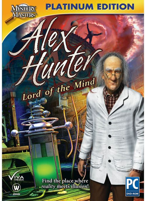 Alex Hunter - Lord of the Mind (PC/MAC) DIGITAL (PC)