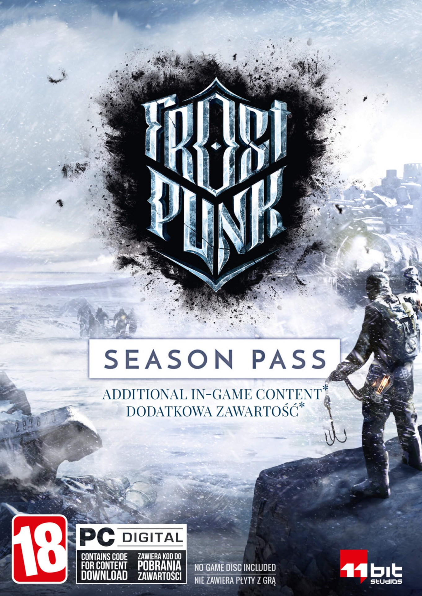 Frostpunk Season Pass (PC)