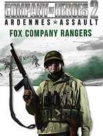 Company of Heroes 2 - Ardennes Assault: Fox Company Rangers (PC) PL DIGITAL
