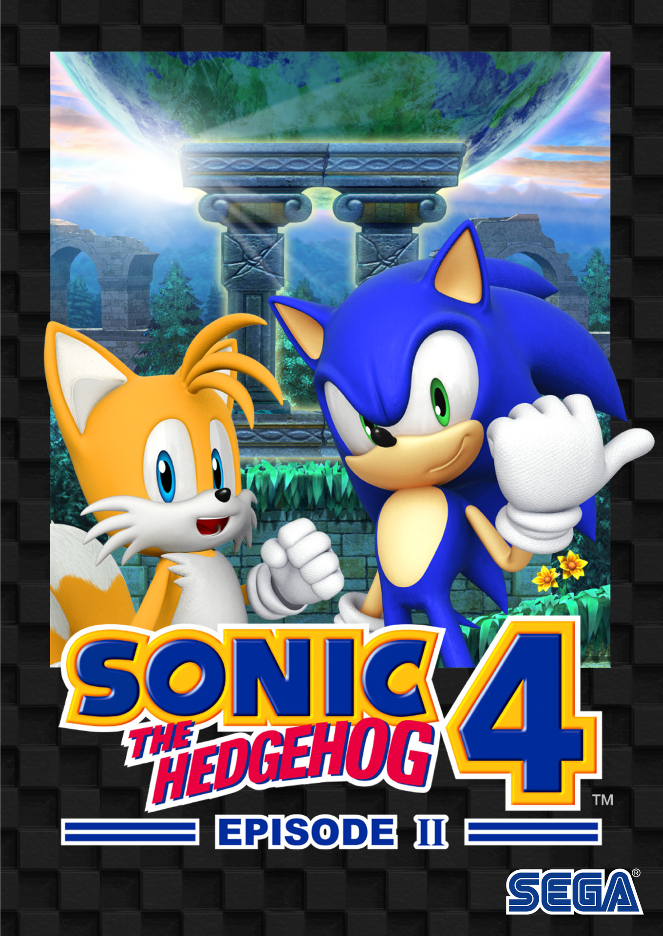 Sonic The Hedgehog 4 Episode 2 (PC)