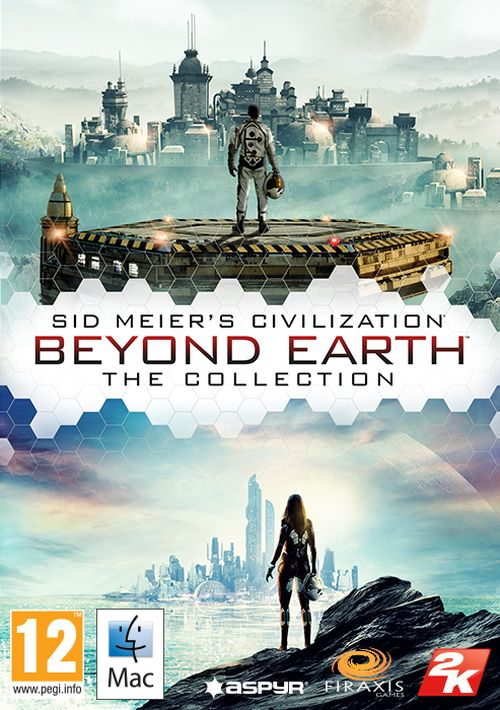 CIVILIZATION: BEYOND EARTH – THE COLLECTION (PC DIGITAL) (PC)