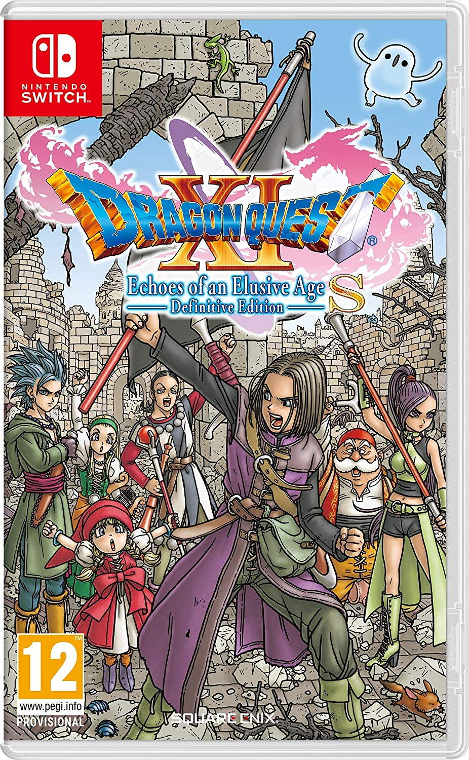 Dragon Quest XI S: Echoes of an Elusive Age - Definitive Edition (Switch DIGITAL) (PC)