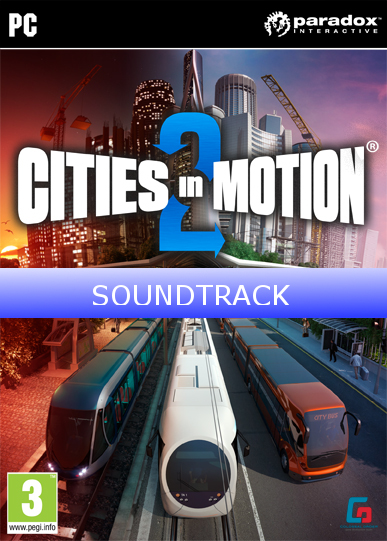Cities in Motion 2 Soundtrack (PC) DIGITAL (PC)