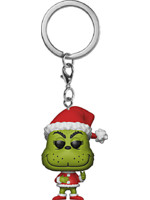 Klíčenka The Grinch - The Holiday Grinch (Funko) (PC)