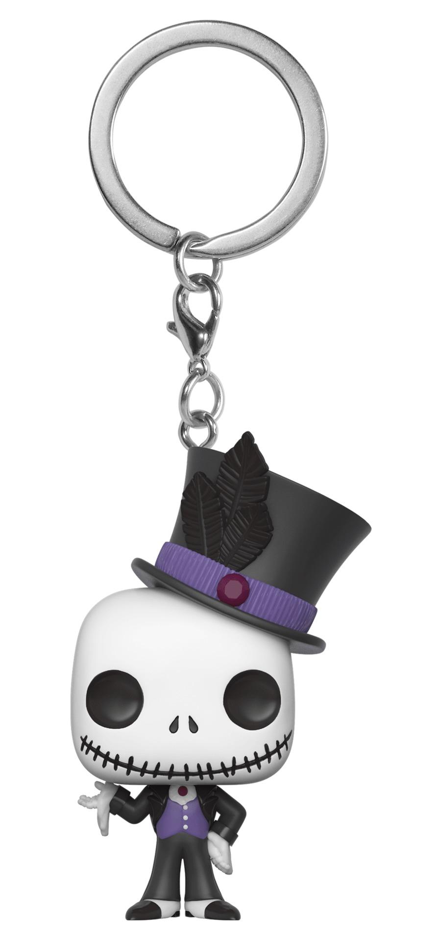 Klíčenka Disney - Dapper Jack (Funko) (PC)
