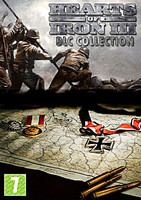 Hearts of Iron III DLC Collection (PC DIGITAL)