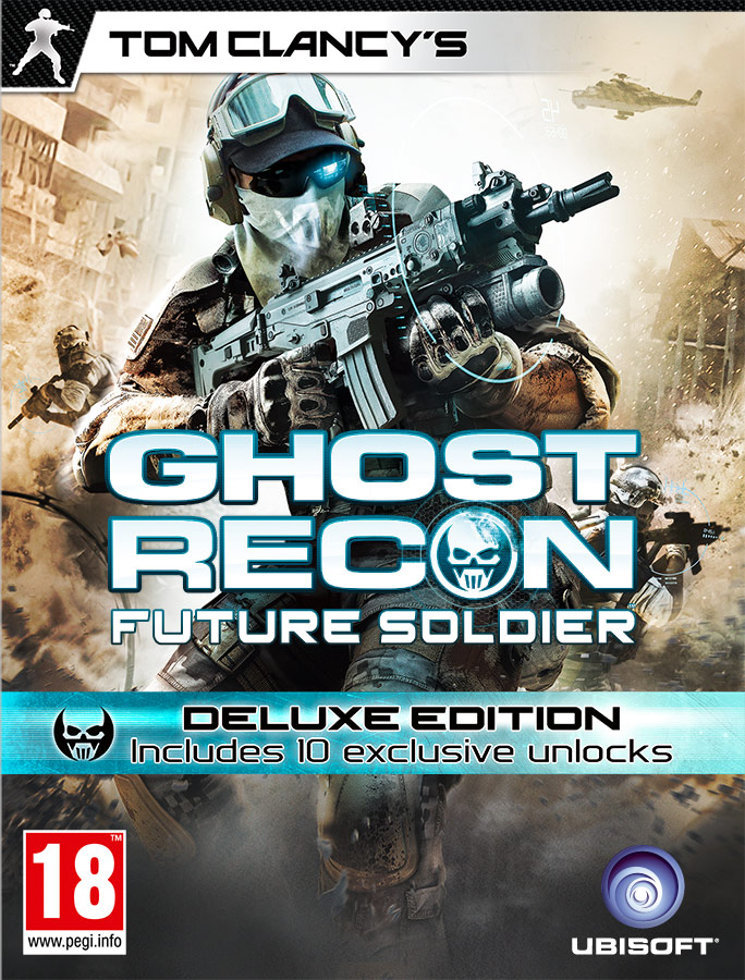 Tom Clancy's Ghost Recon: Future Soldier - Deluxe Edition (PC) DIGITAL (PC)