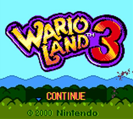 Wario Land 3 (3DS) DIGITAL (SWITCH)