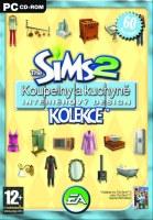 The Sims 2: Koupelny a kuchyně interiérový design (PC)
