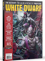 Časopis White Dwarf 2019/10 (PC)