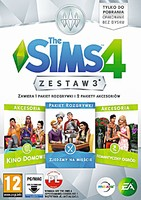 The Sims 4 Sada 3 (PC) Klíč Origin