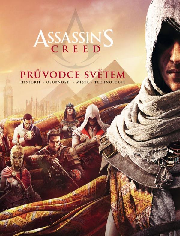 Kniha Assassins Creed: Průvodce světem (PC)