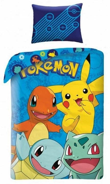 Povlečení Pokémon - Starters (PC)