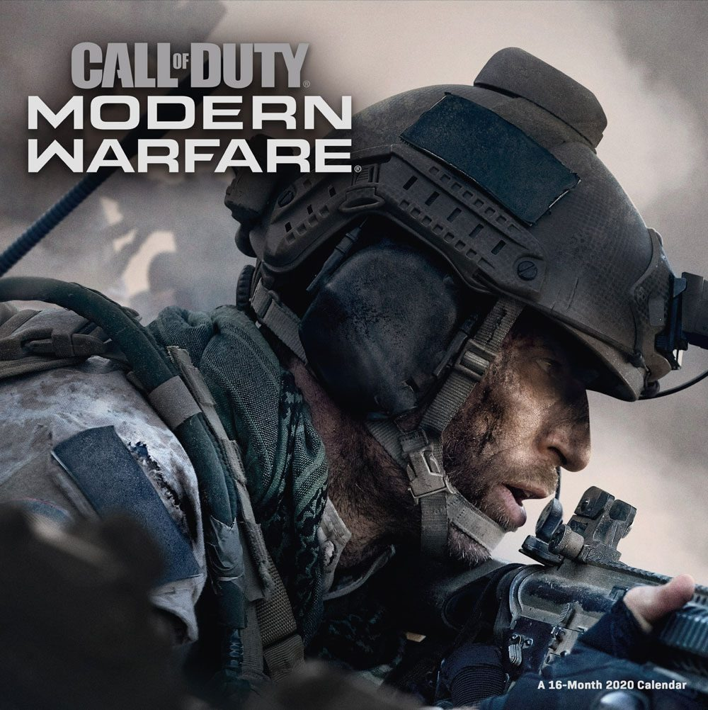Kalendář Call Of Duty: Modern Warfare 2020 (PC)